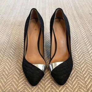 LAMB Black Heels - Size 6.5